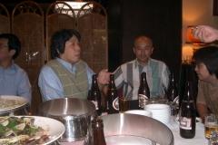 9回生東京同窓会(新宿)2004,5,29
